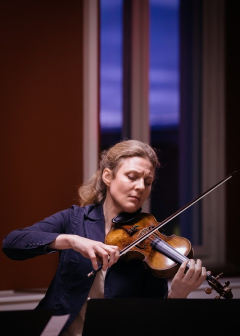 Tanja Becker-Bender - Violin