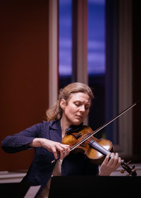 Tanja Becker-Bender - Violin